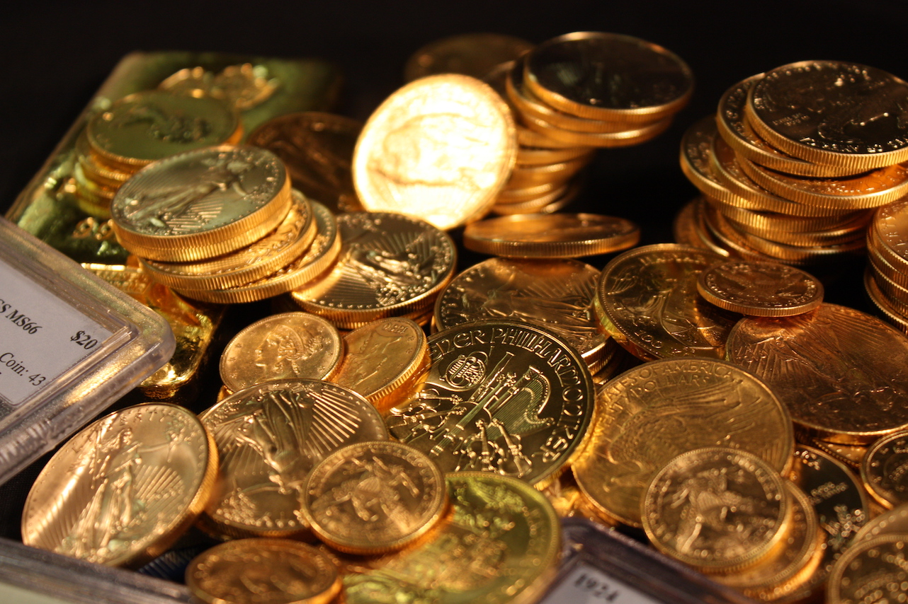 gold bullion coins an alternative for a financial investment image 1