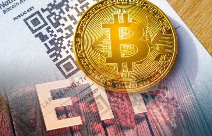 Bitcoin ETF Uygulamasi