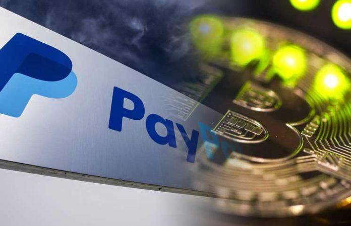 PayPal CEO Bitcoin