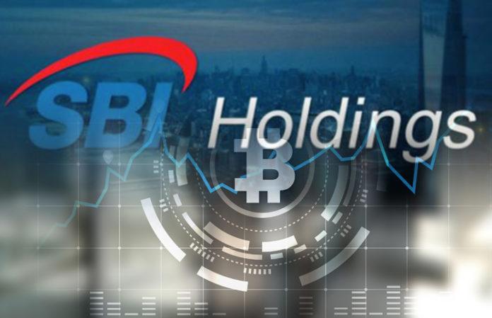 SBI Holding Bitcoin