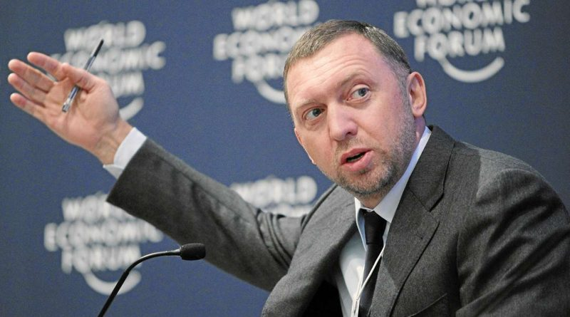 Rus Milyarder Oleg Deripaska Rusya Merkez Bankası'nı Bitcoin'e Geçmeye Çağırdı !